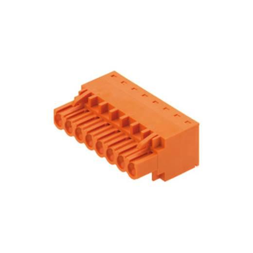Busbehuizing-kabel BL Totaal aantal polen 4 Weidmüller 1672190000 Rastermaat: 5.08 mm 90 stuks