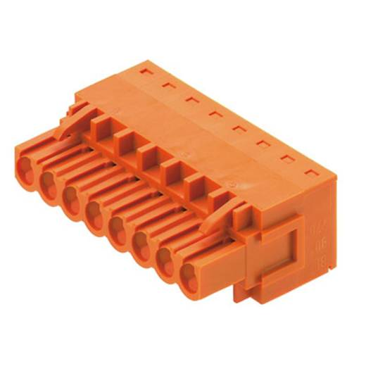 Busbehuizing-kabel BL Totaal aantal polen 10 Weidmüller 1672480000 Rastermaat: 5.08 mm 30 stuks