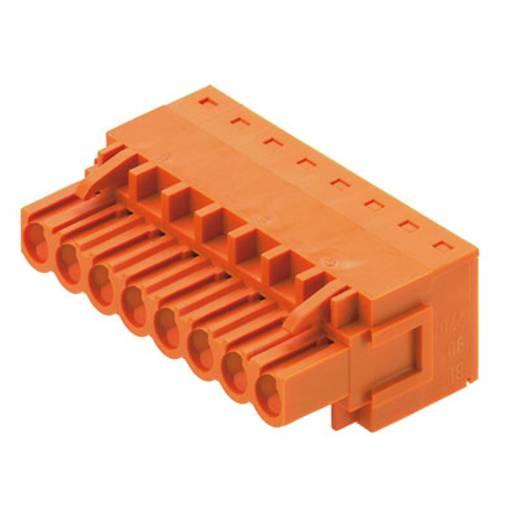 Busbehuizing-kabel BL Totaal aantal polen 4 Weidmüller 1672420000 Rastermaat: 5.08 mm 78 stuks