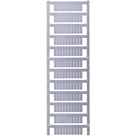 Apparaatcodering Multicard MF 12/5 MC NEUTRAL 1677180000 Wit Weidmüller 600 stuks