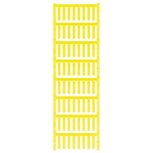 Kabelmarkering Montagemethode: Vastklemmen Markeringsvlak: 21 x 4.6 mm Geel Weidmüller VT SF 3/21 NEUTRAL GE V0 1689430