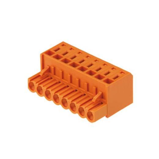 Busbehuizing-kabel BL Totaal aantal polen 6 Weidmüller 1707500000 Rastermaat: 5.08 mm 60 stuks