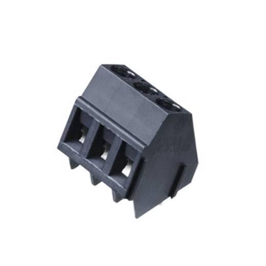 Klemschroefblok 2.50 mm² Aantal polen 3 LM 5.00/03/135 3.5SN BK BX Weidmüller Zwart 500 stuks