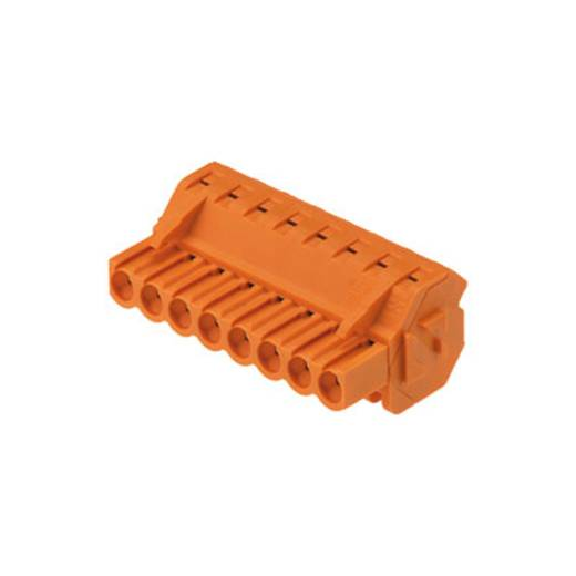 Busbehuizing-kabel BL/SL Totaal aantal polen 8 Weidmüller 1742160000 Rastermaat: 5.08 mm 42 stuks