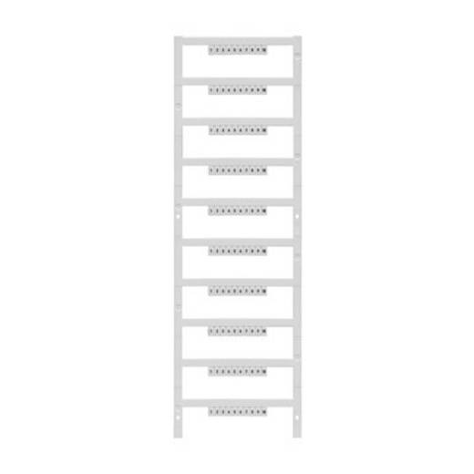Apparaatcodering Multicard DEK 5/3,5 MC FSZ 101-110 1762320101 Wit Weidmüller 500 stuks