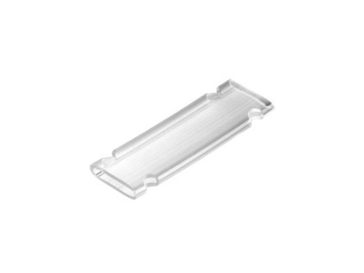 Kabelmarkering Montagemethode: Schuiven Markeringsvlak: 66 x 11.30 mm Geschikt voor serie Enkele aders Transparant Weidmüller CLI TM 20-66 1763390000 Aantal