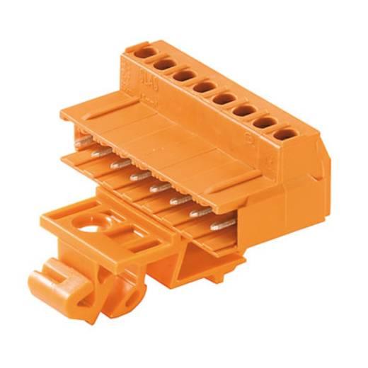 Connectoren voor printplaten SLAS 20B RF15 SN OR Weidmüller Inhoud: 12 stuks