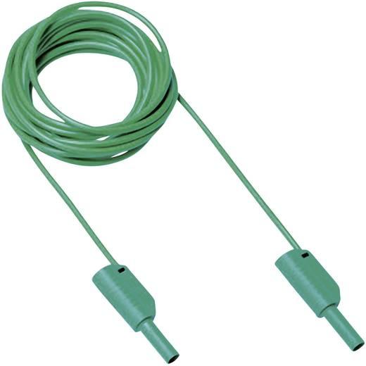 Metrel A 1012 20991558 Testkabel - groen 4 m Geschikt voor (details) MI 3101, MI 3105, MI 3102, MI 3100, MI 3002, MI 312
