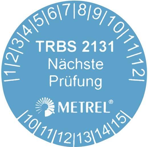Metrel A 1315 20991711 Controlesticker A 1315 Geschikt voor AM 1311