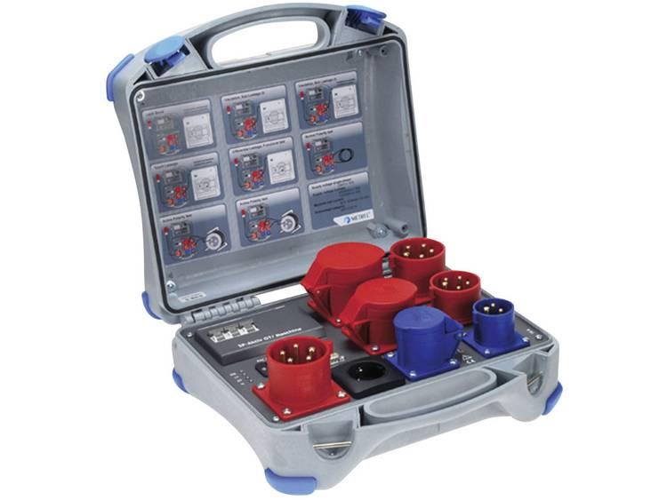 Metrel A 1322 3-fasen-adapter A 1322 Geschikt voor MI 3310, MI 3321 20991894