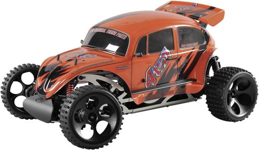 FG Modellsport Beetle WB535 1:6 RC auto Benzine Monstertruck 4WD RTR 2,4 GHz