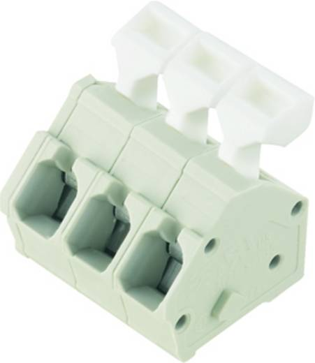 Veerkachtklemblok 2.50 mm² Aantal polen 5 LMZFL 5/5/135 3.5SW Weidmüller Zwart 100 stuks