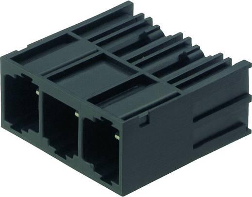 Connectoren voor printplaten Zwart Weidmüller 1813510000<br
