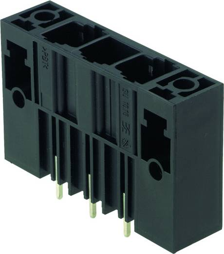 Connectoren voor printplaten Zwart Weidmüller 1813700000 Inhoud: 20 stuks
