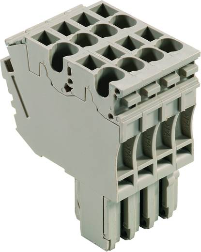 Insteekverbindingen ZP 2.5/2AN/QV/4 Weidmüller Inhoud: 20 stuks