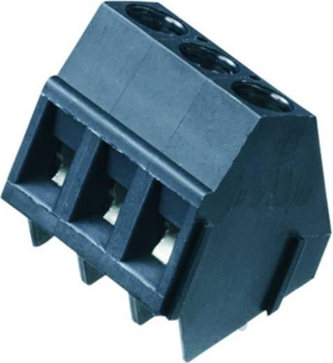 Klemschroefblok 2.50 mm² Aantal polen 4 LM 5.00/04/135 3.5SN OR BX Weidmüller Oranje 50 stuks