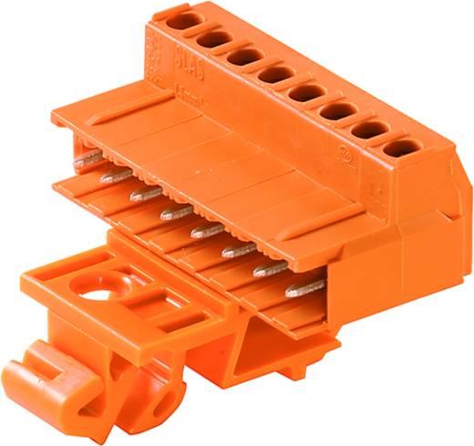 Connectoren voor printplaten SLAS 4B RF15 SN OR Weidmüller Inhoud: 52 stuks