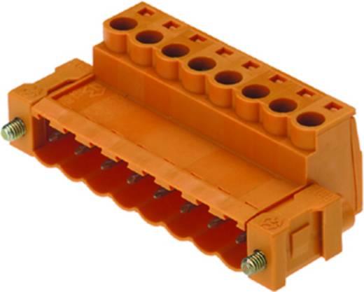 Connectoren voor printplaten SLS 5.08/08/180FI SN OR BX Weidmüller