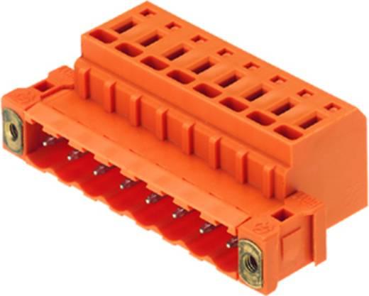 Weidmüller 1846530000 Penbehuizing-kabel BL/SL Totaal aantal polen 4 Rastermaat: 5.08 mm 100 stuks