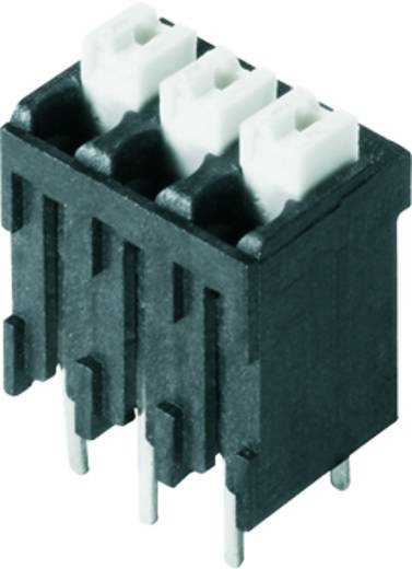 Veerkachtklemblok 1.50 mm² Aantal polen 10 LSF-SMT 3.50/10/180 1.5SN BK TU Weidmüller Zwart 15 stuks