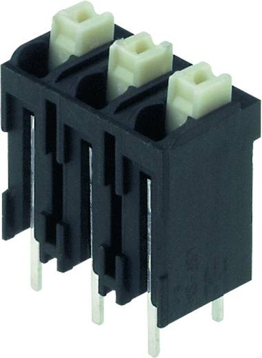Veerkachtklemblok 1.50 mm² Aantal polen 3 LSF-SMT 5.00/03/180 1.5SN BK RL Weidmüller Zwart 175 stuks
