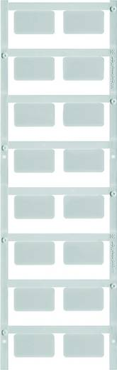 Apparaatmarkering Multicard CC 15/27 K MC NEUTR. SI Weidmüller Inhoud: 80 stuks