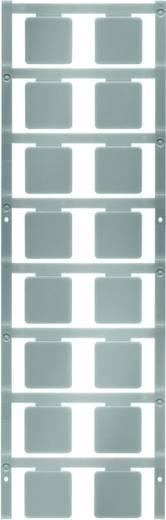 Apparaatmarkering Multicard SM 22/22 K MC NEUTR. SI Weidmüller Inhoud: 80 stuks