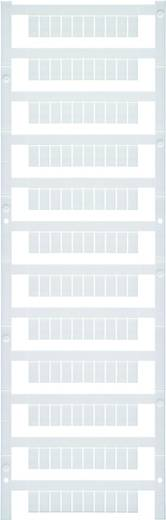 Apparaatmarkering Multicard MF-W 9/4 MC NEUTRAL 1877730000 Wit Weidmüller 500 stuks