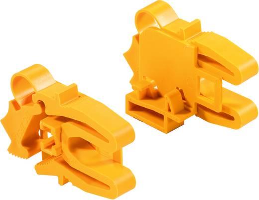 Insteekbare serieklem ZVLA DF CL ZPS2.5 1878610000 Weidmüller 20 stuks