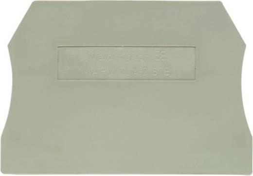 Afsluitplaat WAP WTL4/2 Weidmüller Inhoud: 50 stuks