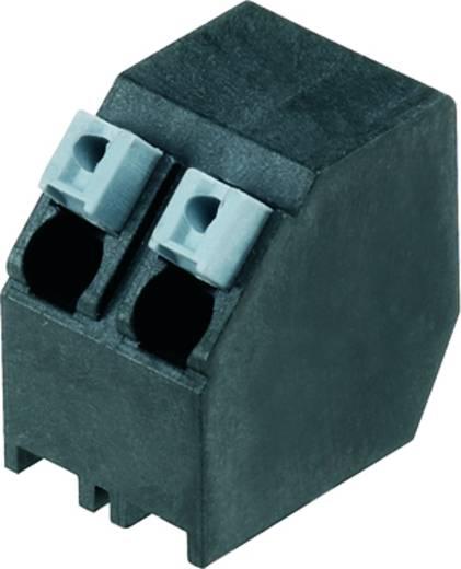 Veerkachtklemblok 1.50 mm² Aantal polen 4 LSF-SMT 5.00/04/135 3.5SN BK RL Weidmüller Zwart 190 stuks