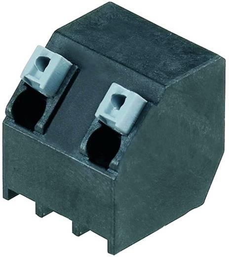 Veerkachtklemblok 1.50 mm² Aantal polen 2 LSF-SMT 7.50/02/135 1.5SN BK RL Weidmüller Zwart 190 stuks