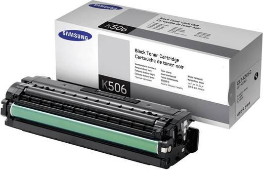 Samsung Tonercassette CLT-K506S CLT-K506S/ELS Origineel Zwart 2000 bladzijden
