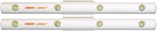 LED Kleine mobiele lamp Wit OSRAM LEDstixx 4008321612649 2 stuks