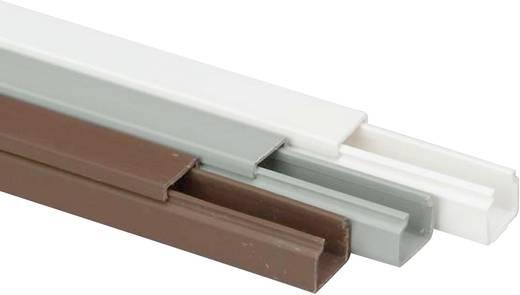 Heidemann 09939 Kabelgoot (l x b x h) 2000 x 15 x 15 mm 1 stuks Zuiver wit