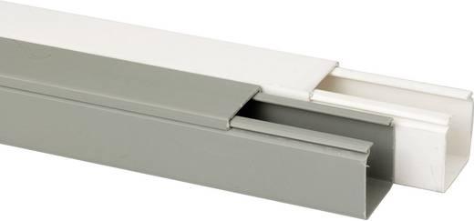 Heidemann 09958 Kabelgoot (l x b x h) 2000 x 30 x 30 mm 1 stuks Zuiver wit