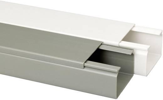 Heidemann 09982 Kabelgoot (l x b x h) 2000 x 60 x 40 mm 1 stuks Zuiver wit
