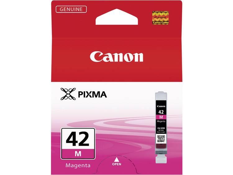 Canon Cartridge CLI 42M Origineel Magenta 6386B001