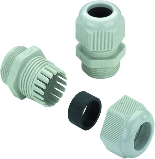 Wartel M20 Polyamide Messing Weidmüller VG M20-K67 10-14 50 stuks