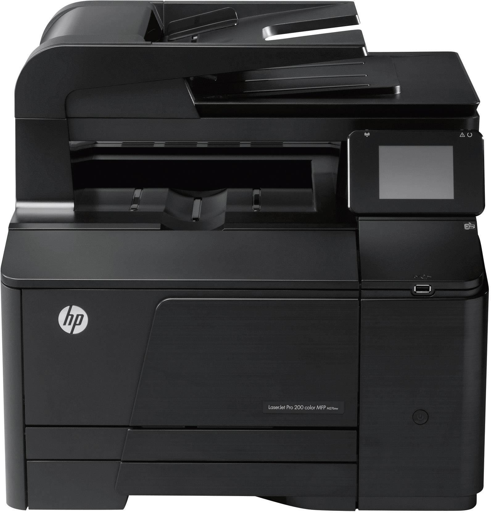 Hp Laserjet Pro 200 Color Mfp M276nw Multifunctionele Kleurenlaserprinter A4 Printen Scannen Kopiëren Faxen Lan Wifi