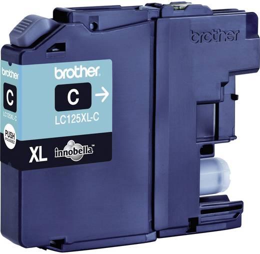 Brother Inkt LC-125XLC Origineel Cyaan LC125XLC