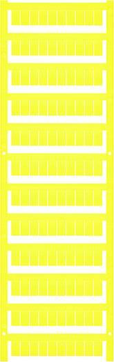Apparaatcodering Multicard WS 10/6 MC MIDDLE GE 1917430000 Geel Weidmüller 600 stuks