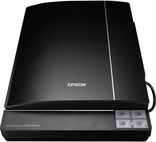 Epson Perfection V370 Photo Flatbed-scanner A4 4800 x 9600 dpi USB Document, Foto, Dia, Negatief