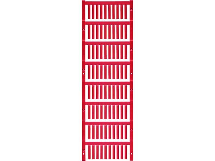 Kabelmarkering Montagemethode: Vastklemmen Markeringsvlak: 21 x 3.20 mm Geschikt voor serie Enkele aders Weidmüller SF 00/21 NEUTRAL RT V2 1918570000 400 stuks