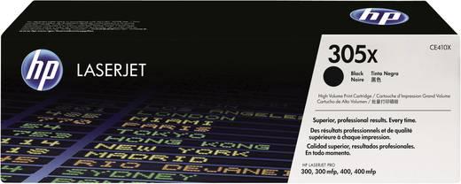 HP Tonercassette 305X CE410X Origineel Zwart 4000 bladzijden