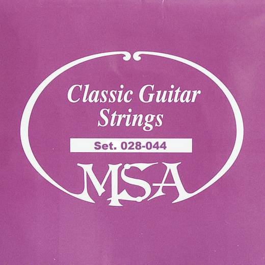 MSA Musikinstrumente SK20 Concertgitaarsnaar