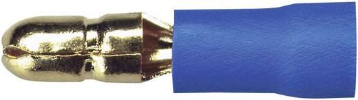 Sinuslive Car-Hifi bol kabelschoen Set van 10 2.5 mm² 4 mm Verguld