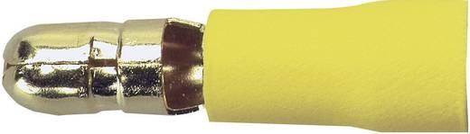 Sinuslive Car-Hifi bol kabelschoen Set van 10 6 mm² 6 mm Verguld