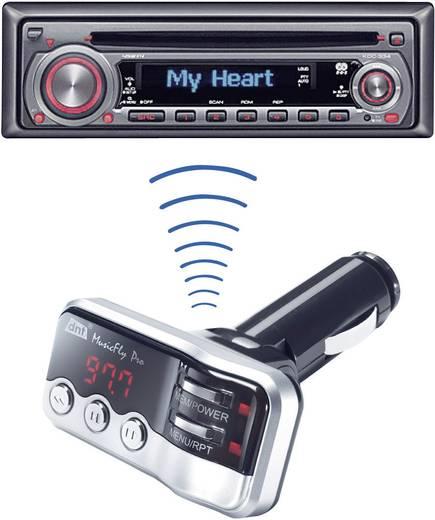 dnt MusicFly PRO FM transmitter Kogelgewricht