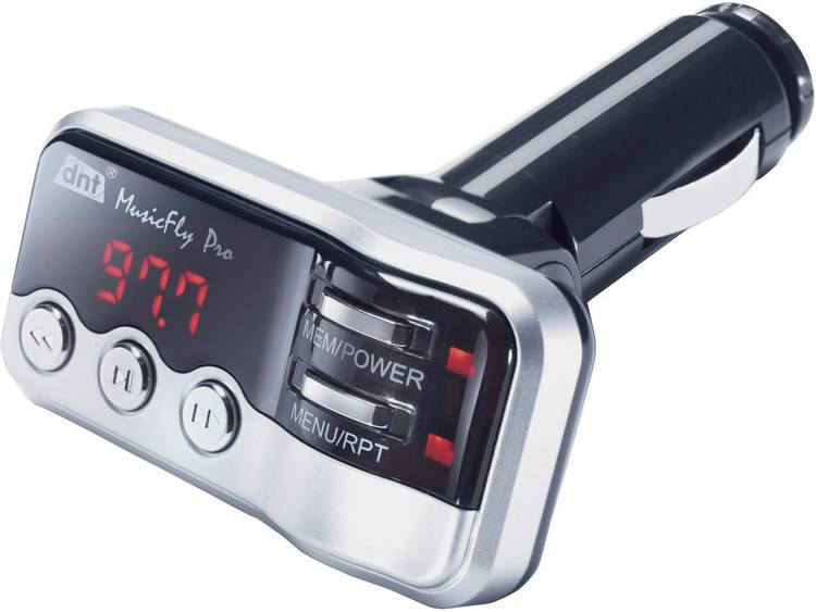 dnt PRO MusicFly FM-transmitter